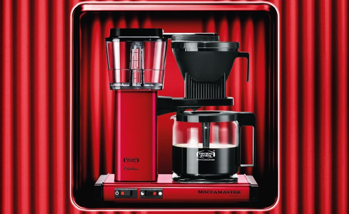 Win a Moccamaster Coffeemaker