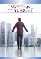 Lawyer Of The Year 2014 - Cover Image