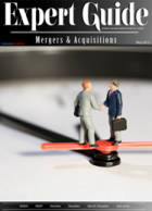 Expert Guide - Mergers & Acquisitions - Cover Image