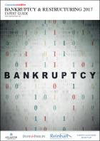Bankruptcy & Restructuring 2017 - Cover Image