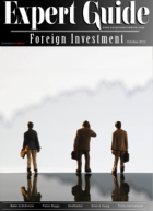 Expert Guide - Foreign Investment 2012 - Cover Image