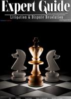 Expert Guide - Litigation & Dispute Resolution - Cover Image