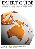 Opportunities & Developments - Australasia 2015  - Cover Image
