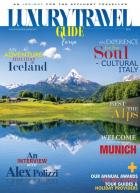 Luxury Travel Guide 2015 - European Edition - Cover Image