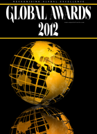 Global Awards 2012 - Cover Image