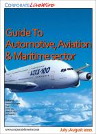 Expert Guide - Automotive, Aviation & Maritime sector - Cover Image