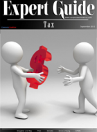 Expert Guide - Tax 2012 - Cover Image
