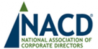 The National Association Of Corporate Directors (NACD) - Logo