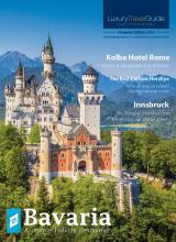 Luxury Travel Guide - European Edition 2016 - Cover Image