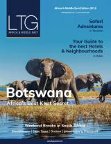 Luxury Travel Guide - Africa & Middle East Edition 2018 - Cover Image
