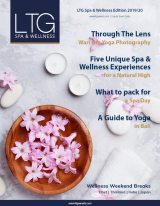 LTG Spa & Wellness 2019/20 - Cover Image