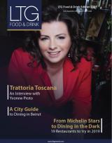 LTG Food & Drink 2018/19 - Cover Image