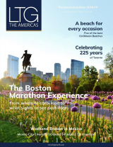Luxury Travel Guide - The Americas Edition 2018/19 - Cover Image