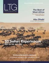 Luxury Travel Guide - Africa & Middle East Edition 2019 - Cover Image