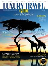 Luxury Travel Guide 2013 - Africa & The Middle East Edition - Cover Image