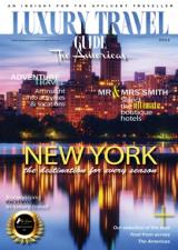Luxury Travel Guide 2012 - The Americas - Cover Image