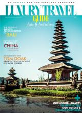 Luxury Travel Guide 2014 - Asia & Australasia Edition - Cover Image