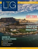 Luxury Travel Guide - Africa & Middle East Edition 2017 - Cover Image