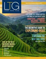 Luxury Travel Guide - Asia & Australasia Edition 2017 - Cover Image