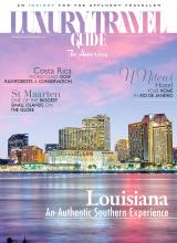 Luxury Travel Guide - The Americas Edition 2015 - Cover Image