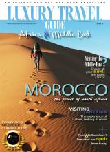 Luxury Travel Guide - Africa & Middle East 2012 - Cover Image