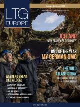 Luxury Travel Guide - European Edition 2018 - Cover Image