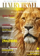 Luxury Travel Guide 2014 - Africa & The Middle East Edition - Cover Image
