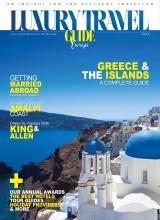 Luxury Travel Guide 2014 - European Edition - Cover Image