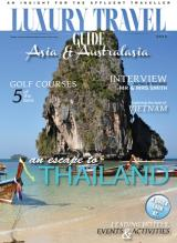 Luxury Travel Guide 2012 – Asia & Australasia - Cover Image