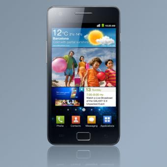 Best New Phones; Samsung Galaxy S2
