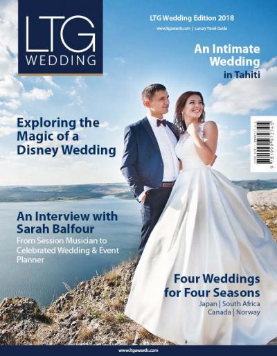 LTG Wedding 2018 - Cover Image