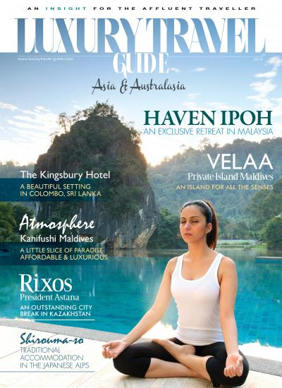 Luxury Travel Guide - Asia & Australasia Edition 2015 - Cover Image