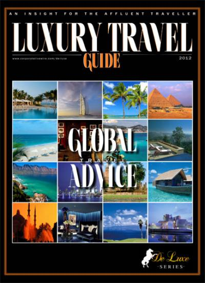 Luxury Travel Guide 2012 - Cover Image