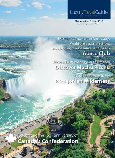 Luxury Travel Guide - The Americas Edition 2016 - Cover Image