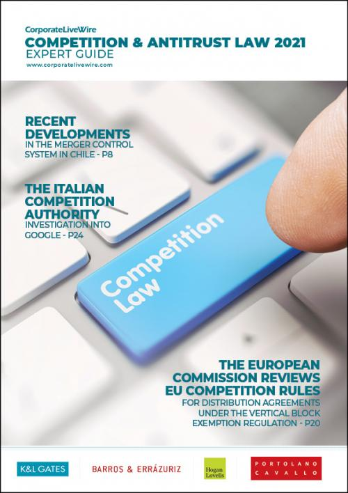 Competition &amp; Antitrust 2021 identifies the latest trends and interesting developments since the outbreak of COVID-19, as well as discussing some of the pre-existing challenges such as regulation for digital services and distribution agreements. Meanwhile, this guide also explores notable legal case studies, including <em>Merricks v Mastercard</em> in the UK, as well as two cases relating to Google in Italy and the United States.<br />