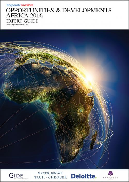 Our Africa 2016 Expert Guide provides in-depth expert analysis on the challenges and opportunities facing those undertaking business in key countries across the continent. In this guide we feature a case study on Angola on how to provide an attractive proposition despite low oil prices. We also consider tax implications for mine closures and mine rehabilitation in Namibia. Other highlighted topics include: insurance solutions for British companies investing in modern Africa, legislative changes in Tanzania and new real estate collective investment trust in Morocco. Featured countries are: Angola, Ghana, Kenya, Morocco, Mozambique, Namibia, South Africa and Tanzania.