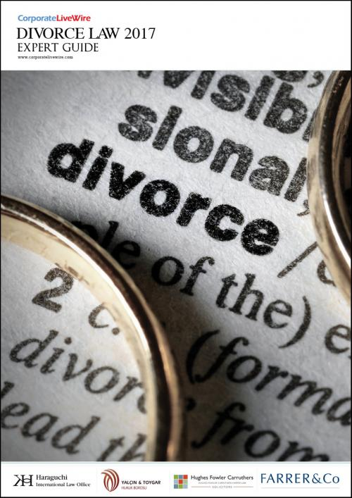 "<font style=""FONT-SIZE: 11pt"">Divorce Law 2017 takes an in-depth look at the current landscape with reference to recent regulatory changes and new case law precedent. Highlighted topics include: sharing assets after a short marriage, real estate following divorce, and a snapshot on the countries with the highest volume of divorce per second. Featured countries are: Japan, Turkey, United Kingdom &amp; USA.</font><br />