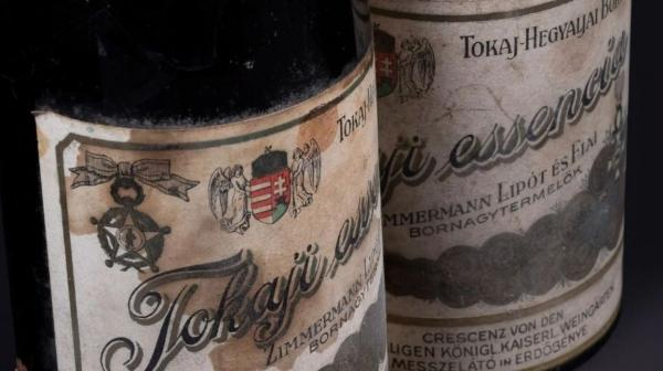 'A Slice Of History': Rare 1889 Tokaji Wine Up For Auction In July - Cover Image
