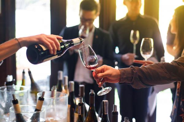 A Beginner's Guide To Wine Tasting  - Cover Image