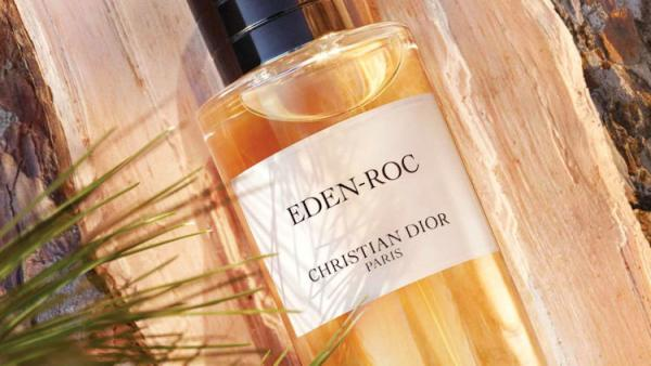 Eden-Roc, A New Fragrance By Dior - Cover Image