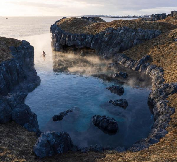 Iceland's New Sky Lagoon Has Been Inspired By Native Bathing Culture - Cover Image