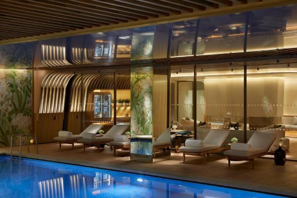 45 Park Lane Unveils Luxury Spa Adorned With Elegant Roman-style Mosaics - Cover Image