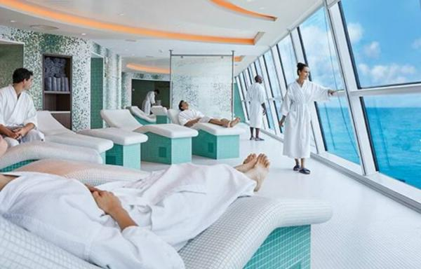 Top 5 Spa Experiences At Sea  - Cover Image