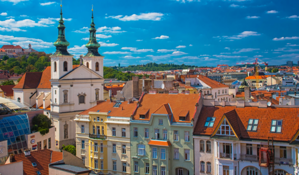 Brno, Czech Republic  - Cover Image