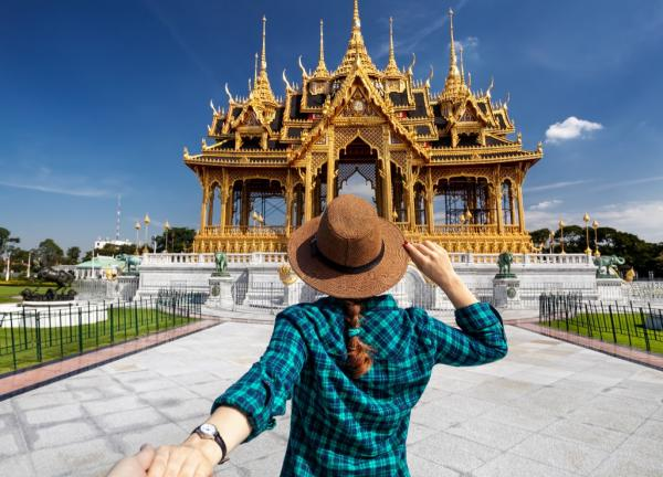 Searching for the new Thailand - Cover Image