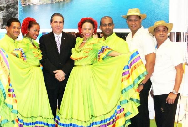 Dominican Republic, official sponsor of the Fair - Cover Image