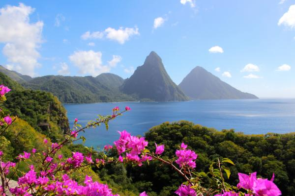 Ten Reasons to visit St. Lucia - Cover Image