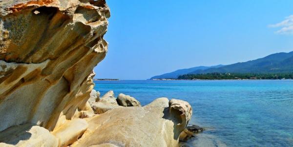 Living the Dream of Diaporos Island  - Cover Image