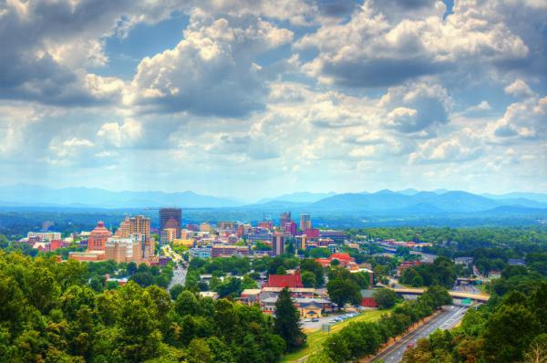 New, Iconic & Surprising Fall Adventures In The Mountains Of Asheville, N.C. - Cover Image