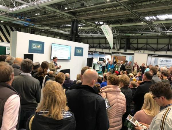 The Country House Business Innovation Show returns to the Birmingham, NEC - Cover Image